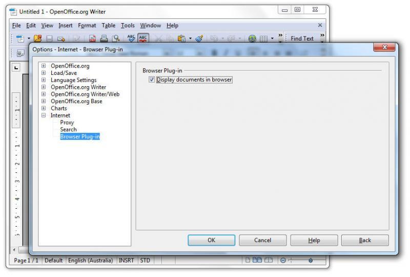 Install Openoffice Headless Ubuntu Server - marksxsonar